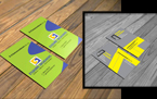 Dpixel Business Card